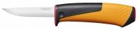 Craftsman's knife with sharpener, Fiskars