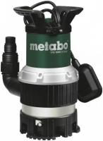 TPS 16000 S Combi iegremdējams tīrā/netīrā ūdens sūknis, Metabo