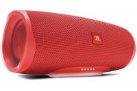 JBL ūdensizturīga portatīvā skanda, sarkana JBLCHARGE4RED