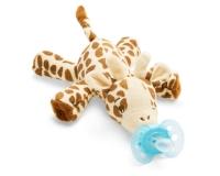 Jaunums! Philips Avent plīša rotaļlieta Žirafe ar Ultra soft māneklīti 0–6 mēn. SCF348/11