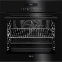 AEG iebūvējama cepeškrāsns (melna) BPE742320B