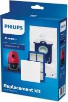 PHILIPS oriģinālais filtru nomaiņas komplekts putekļsūcējam FC8001/01