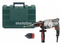 KHE 2660 Quick kombinētais perforators+bezatslēgas patrona, Metabo