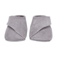 Izpārdošanas cena! Lodger Walker Loafer ādas apavi bērniem, Light Grey, 15-18 mēn. WKL 301_15-18