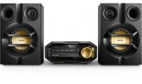 Akcija! PHILIPS Mini Hi-Fi sistēma ar Bluetooth FX10/12