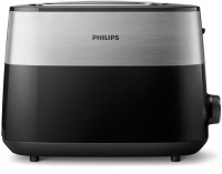 PHILIPS Daily Collection Tosteris, 830 W (melns) HD2515/90