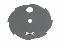 8-asmeņu krūmu zāģa ripa 255mm/1,4 mm, 25,4mm, Echo