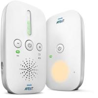 Jaunums! Philips Avent Audio Monitors DECT mazuļa uzraudzības ierīce SCD502/52