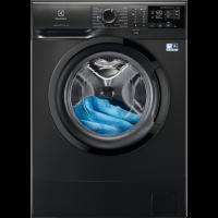 Akcija! Electrolux veļas mazg.mašīna (front.ielāde) (melna) EW6S406BX
