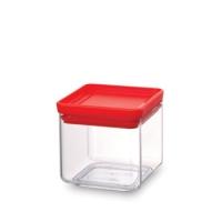 BRABANTIA kārba kantaina 0.7 l, vāks sarkans 290008