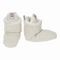 Lodger Slipper Fleece BotAnimal čībiņas, 3-6m, Ivory SL 598_3-6
