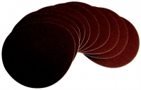 Slīpdiski 150mm, G80, 10 gab. BTS 800 / 900, Scheppach