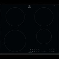 Electrolux indukcijas plīts virsma, melna LIR60433B