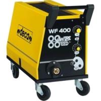 Stieples padeves iekārta WF40, 4 rullīši