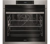 AEG iebūvējama cepeškrāsns (melna) BPE742320M