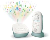 Jaunums! Philips Avent DECT mazuļa uzraudzības ierīce SCD731/52