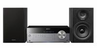 Akcija! SONY mikro sistēma 50W audio system with CD, FM/AM, Bluetooth®, NFC, and USB CMTSBT100