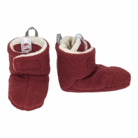 Lodger Slipper Fleece BotAnimal čībiņas, Parrot, 6-12m, 10.5cm SL 595_6-12