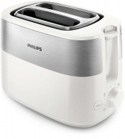 PHILIPS Daily Collection Tosteris, 830 W (balts) HD2516/00