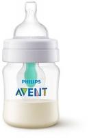 Philips Avent Pretkoliku pudelīte ar AirFree vārstu 125 ml, 0M+ SCF810/14
