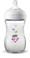 Jaunums! Philips Avent Barošanas pudelīte Natural Hippo 260 ml, 1M+ SCF070/22