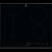 Electrolux indukcijas plīts virsma, iebūv., melna LIV63431BK