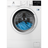 Akcija! Electrolux veļas mazg.mašīna (front.ielāde) EW6S427W